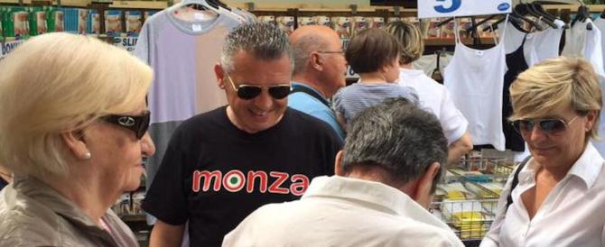 Arbizzoni assessore a Monza. L'allarme antifascista: è un «neonazi»