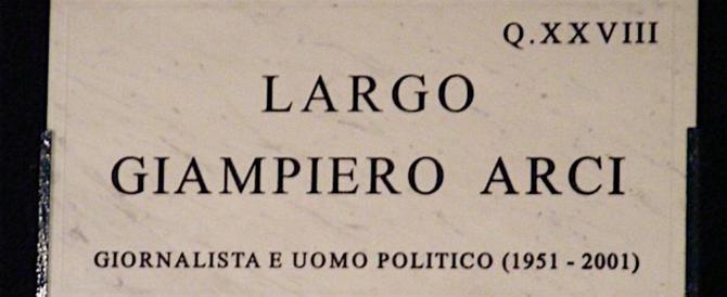 Una messa per Giampiero Arci, indimenticato leader della destra