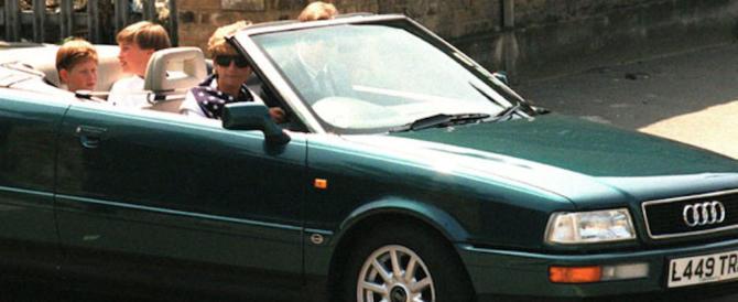 Va all'asta l'Audi di Lady Diana. A Londra è polemica: «È un cimelio»