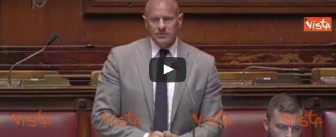 """Rampelli a Mattarella: """"La protezione umanitaria non rientra negli accordi internazionali"""""""