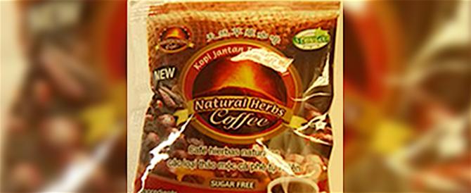 """Stati Uniti, ritirato dal commercio il """"caffè anti-flop"""" al Viagra"""