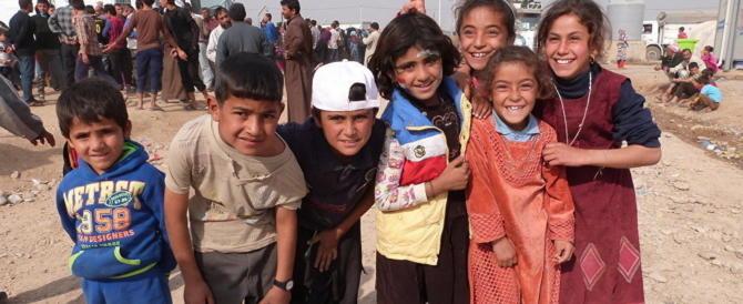 """Gli incubi del bambini di Mosul: """"Ho tanta paura che torni l'Isis…"""""""