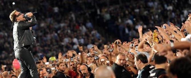 Gli U2 in arrivo a Roma per i due attesi concerti allo Stadio Olimpico