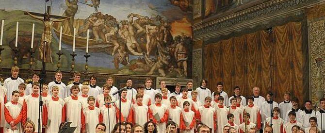 Coro di Ratisbona, ora il Vaticano s'arrabbia: «Due pesi e due misure»