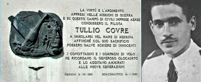 Tullio Covre, asso Rsi che si inabissò in mare per non colpire i bagnanti