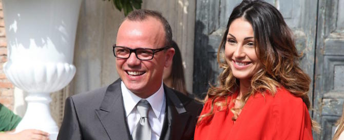 Gigi D'Alessio e Anna Tatangelo: sì, siamo in crisi. Rispettate la nostra privacy
