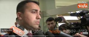 Il M5s dilaniato dalle faide, ma Di Maio parla di unità e critica gli altri (video)