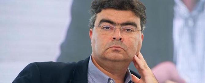 """Fascismo, Corsaro cancella il post """"incriminato"""" e chiede scusa al dem Fiano"""