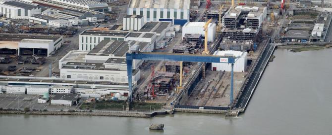 Accordo Fincantieri-Stx, per l'Italia un pareggio che somiglia a una sconfitta