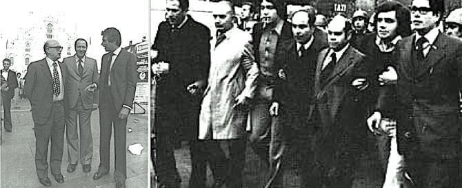 Ricordo di Franco Petronio, uno dei leader più geniali e amati del Msi