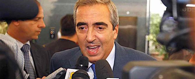 """Gasparri: """"Ridicola circolare del Viminale: i clandestini sono illegali"""""""