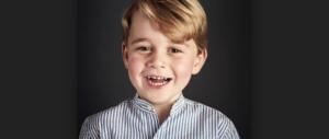 Il principe George compie 4 anni: William e Kate fanno un regalo ai fan
