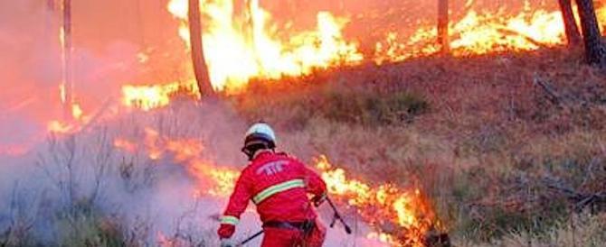 Incendi in Lazio e in Sicilia: nell'isola 2000 incendi in 30 giorni. E tutti dolosi