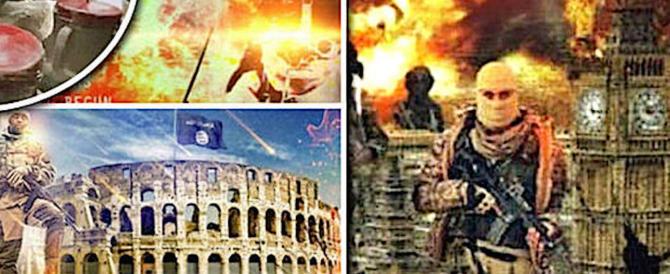 Sangue su Roma, 007: l'Isis voleva 2 stragi, al Colosseo e Termini. E proprio a metà settembre