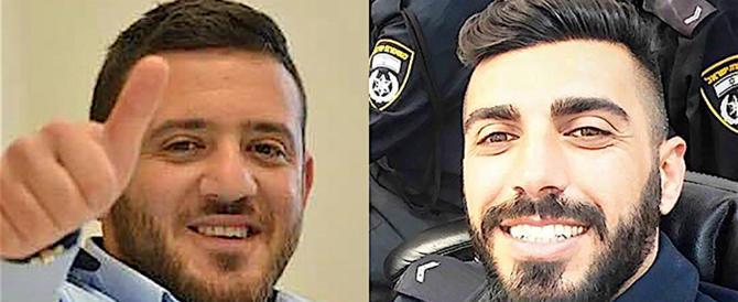 Terroristi palestinesi uccidono due poliziotti israeliani a Gerusalemme