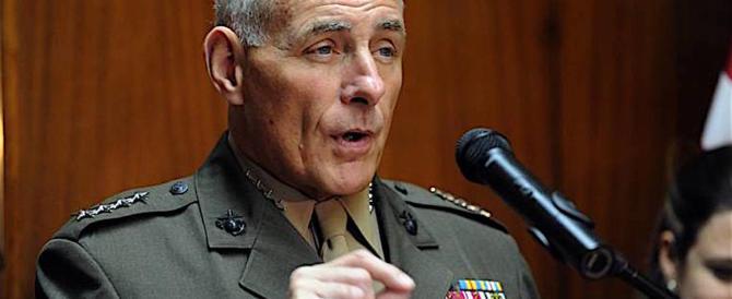 Il generale dei Marines John Kelly è il nuovo capo dello staff di Trump