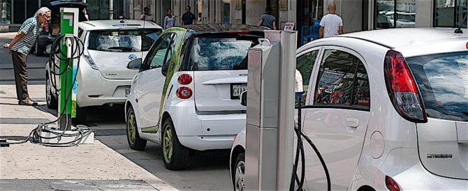 GB: stop alle auto benzina e diesel entro il 2040, saranno tutte elettriche
