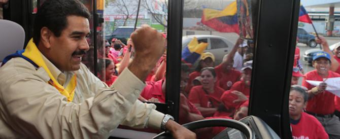 L'irresistibile ascesa di Maduro, l'ex autista di bus che ha studiato a Cuba