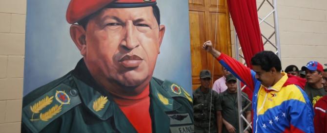Venezuela, Maduro alla fine. Ma poiché è di sinistra, nessuno ne parla…