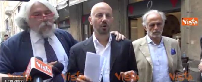 Meluzzi fonda il Partito anti-islamizzazione. Ed è subito boicottato (video)
