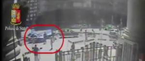 """Migrante scarcerato a Milano, ira centrodestra. Meloni: """"Vergogna""""(VIDEO)"""
