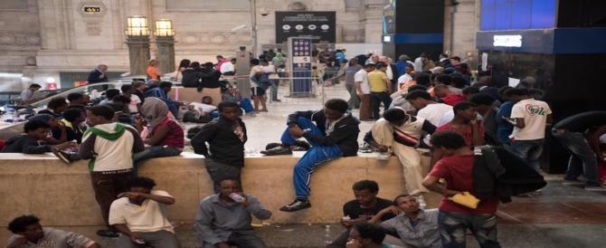 """""""Vigili di quartiere a Milano pochi e impreparati. Sala pensa solo ai migranti"""""""
