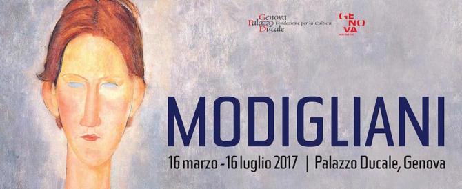 Inchiesta sui falsi di Modigliani, chiude tre giorni prima la mostra a Genova