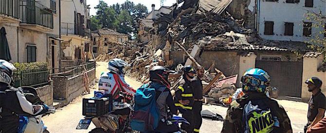 """""""Sali a Borgo"""": con la Guzzi tra i paesi del centro Italia colpiti dal terremoto"""
