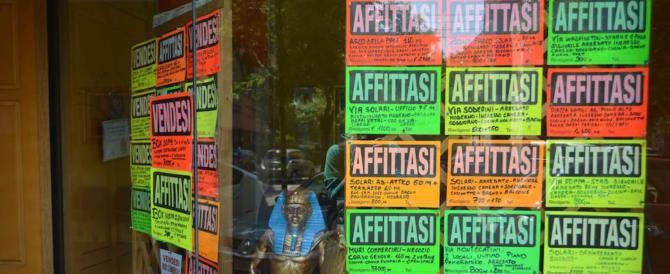 «Non affitto casa ai neri»: i soliti buonisti processano il locatario, ma sul web…