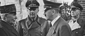 Vandali devastano la tomba del maresciallo Pétain in Vandea