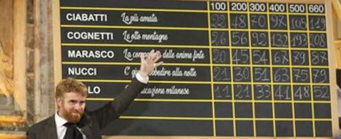 Premio Strega, vince Paolo Cognetti. E ora punta al cinema