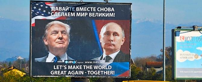 È andato bene il lungo colloquio Trump-Putin: subito una tregua in Siria