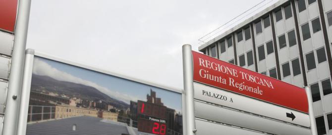 "Fratelli d'Italia denuncia: ""In Toscana altri regali alle cooperative rosse"""
