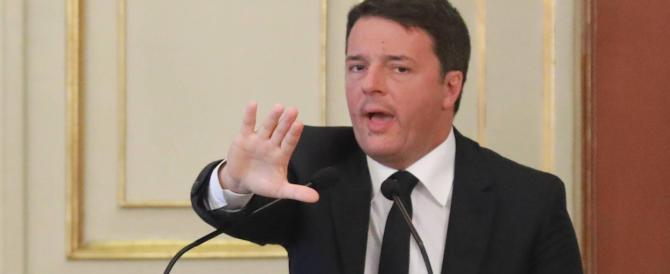 Renzi in ginocchio da Pisapia e Bersani: «Col Rosatellum dobbiamo unirci»