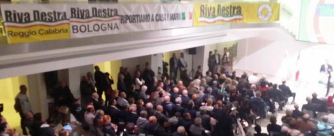 """Riva Destra lascia """"Noi con Salvini"""": troppe meschinità e troppi mestieranti"""
