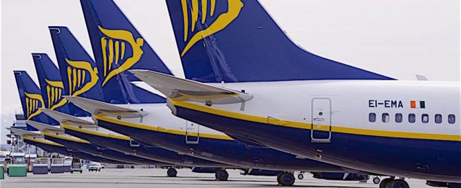 Alitalia, quando il gioco si fa duro…: ora scende in campo anche Ryanair