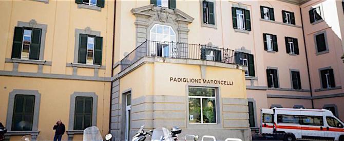 Black out elettrico provoca il caos all'ospedale San Camillo di Roma