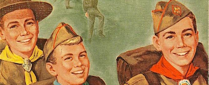 """Ora persino i boy scout si adeguano al gioco dei """"dem"""" e attaccano Trump"""