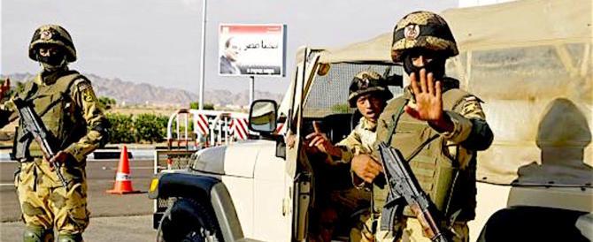 Attentato Isis nel Sinai: 7 morti, tra cui due donne e due bambini (video)