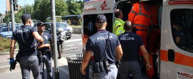 Choc a Milano, 43enne aggredito e ustionato con la soda caustica