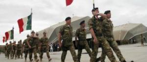 Uranio impoverito, «I soldati italiani in Kosovo bevevano acqua cancerogena»