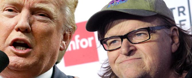 Toh, chi si rivede: Moore, icona radical chic, torna in campo contro Trump