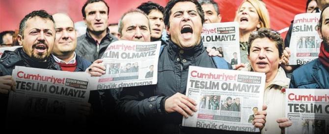 """RSF: """"La Turchia? È la più grande prigione al mondo per giornalisti"""""""