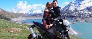 Val di Susa, muore in moto travolta da un furgone dopo una lite