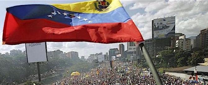 Venezuela, è sciopero generale: oggi si rischia il bagno di sangue