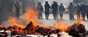 Venezuela, altre vittime nelle proteste popolari contro la dittatura chavista