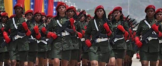 È Trump il primo ad accorgersi che in Venezuela il regime chavista uccide