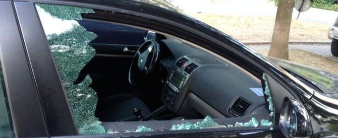Immigrata bosniaca spaccava i vetri delle auto per rubare i bagagli