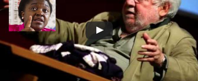 Quando Villaggio attaccava la Kyenge: «Una scelta ipocrita farla ministro» (video)
