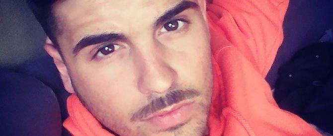 """Omicidio di """"Mister gay"""", Ruggiero fatto a pezzi e buttato nel cemento (video)"""